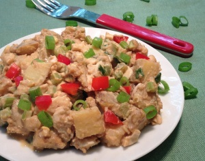 SATAY POTATO SALAD