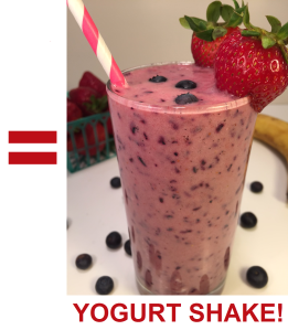 YOGURT SHAKE MATH 3