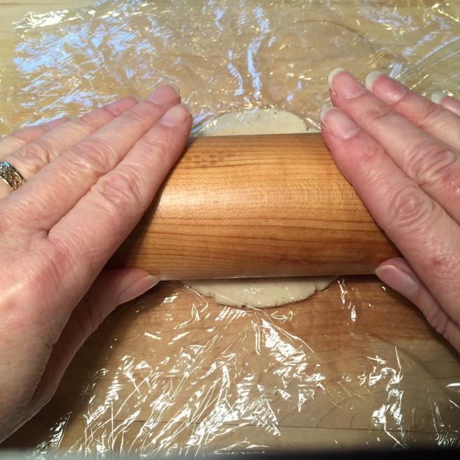 corn tortilla roll