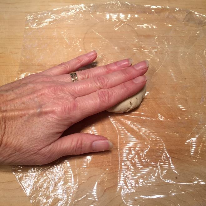 corn tortilla smash