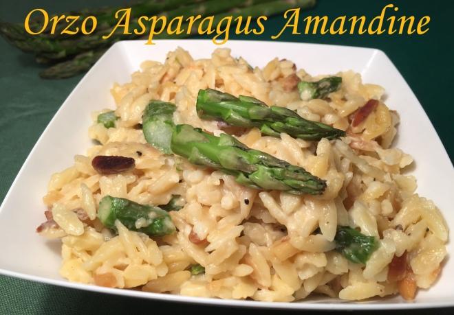 orzo asparagus text