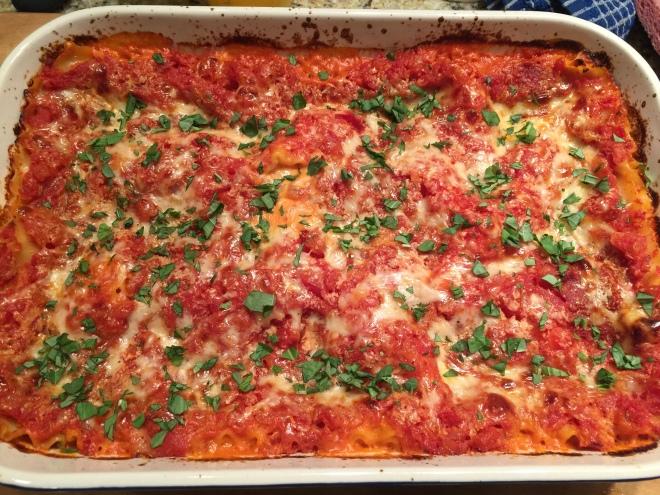 lasagna prep1