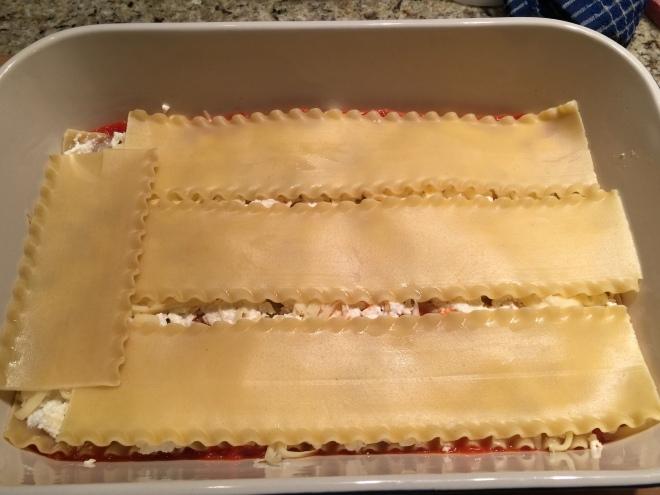 lasagna prep7