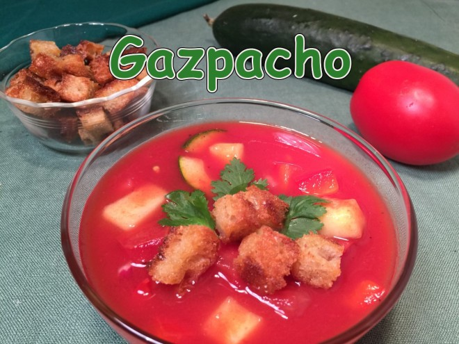 gazpacho text