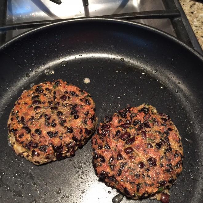 black bean burgers9