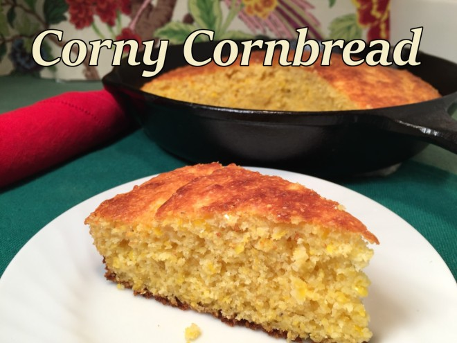 corny cornbread text