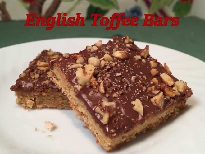 english toffee text
