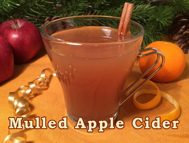 apple cider text