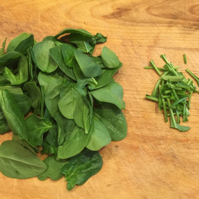 fettuccine, spinach6