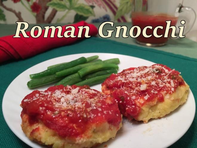 roman gnocchi text
