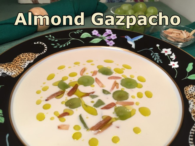 almond gazpacho text