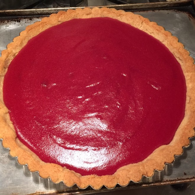 cranberry tart1