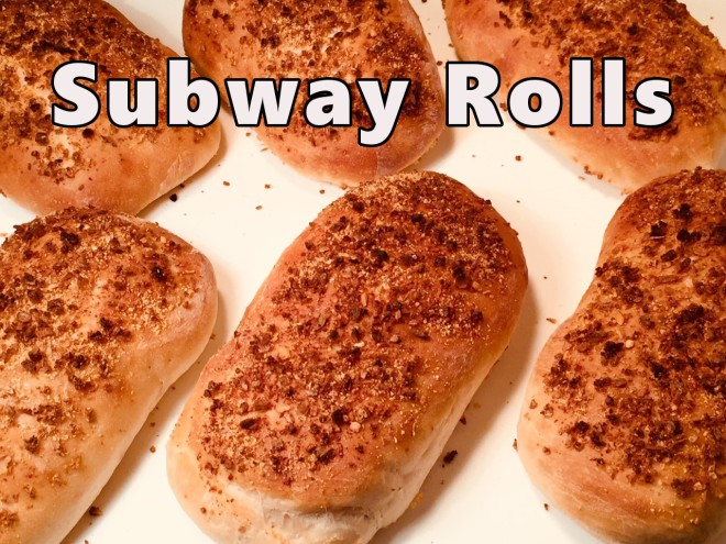 subway rolls text