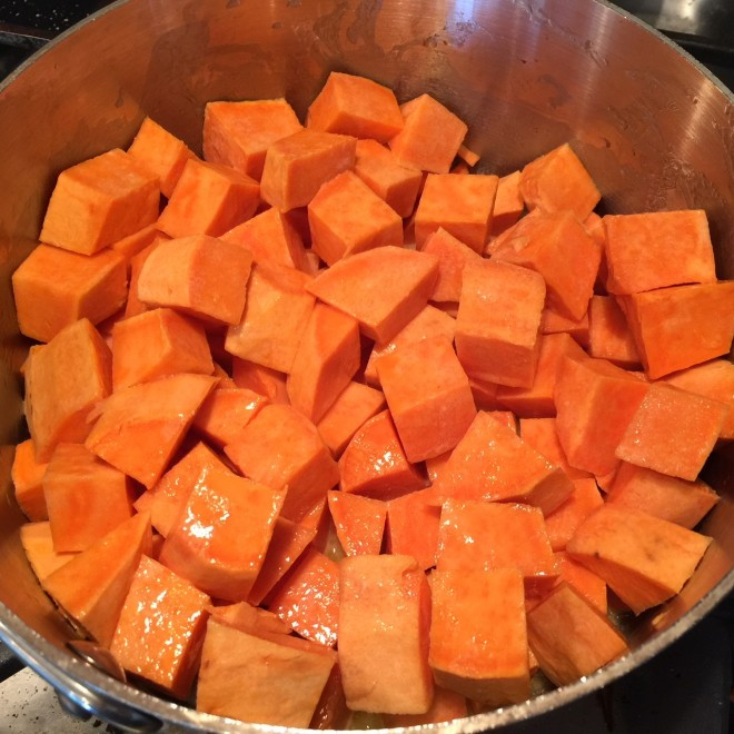 mashed sweet potato4