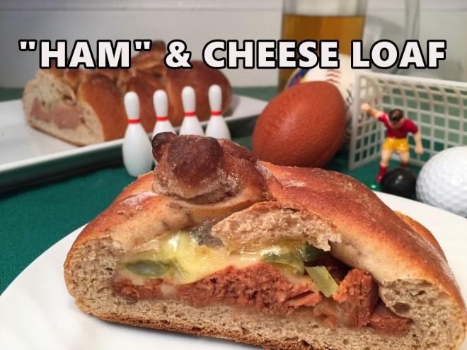 ham loaf text