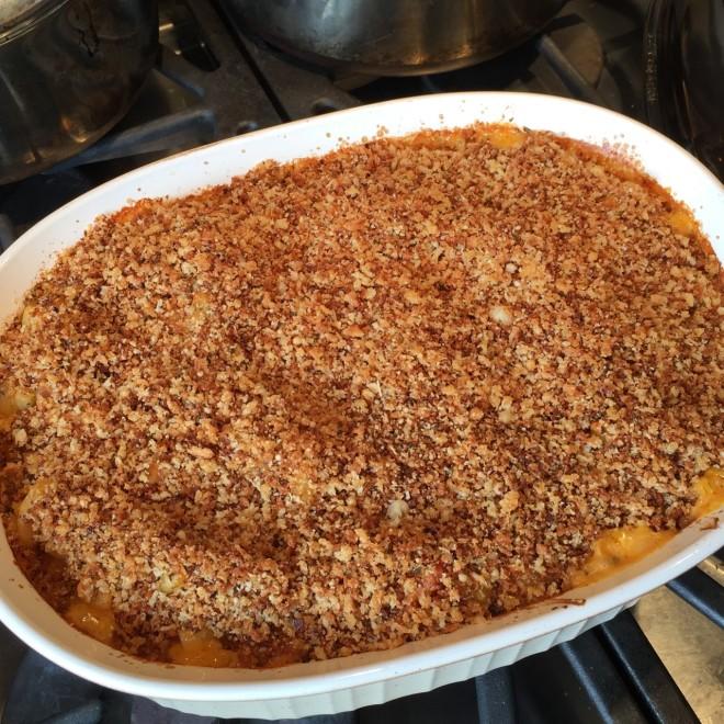 cauliflower pasta casserole12