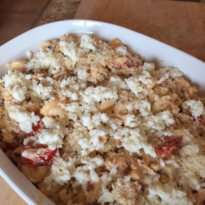 cauliflower pasta casserole7