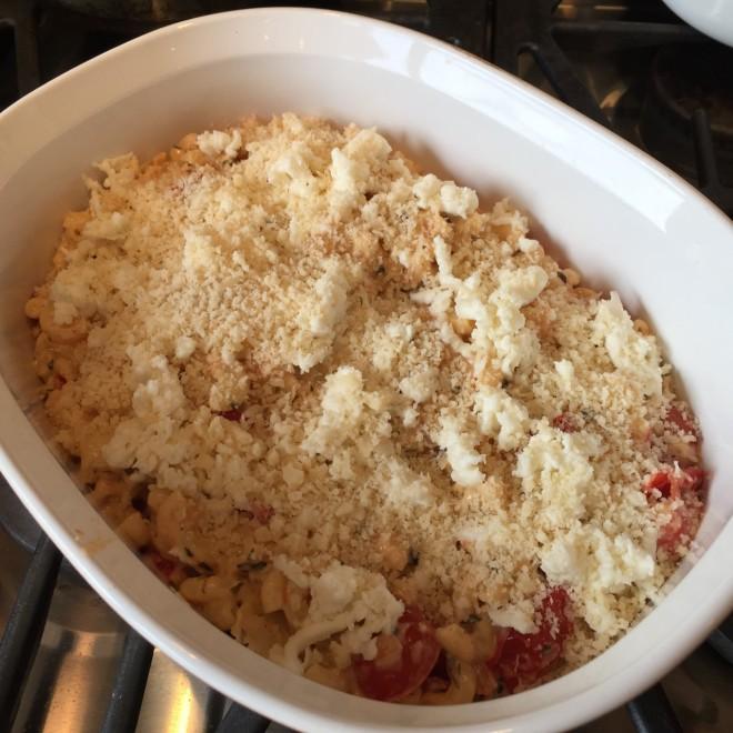 cauliflower pasta casserole9