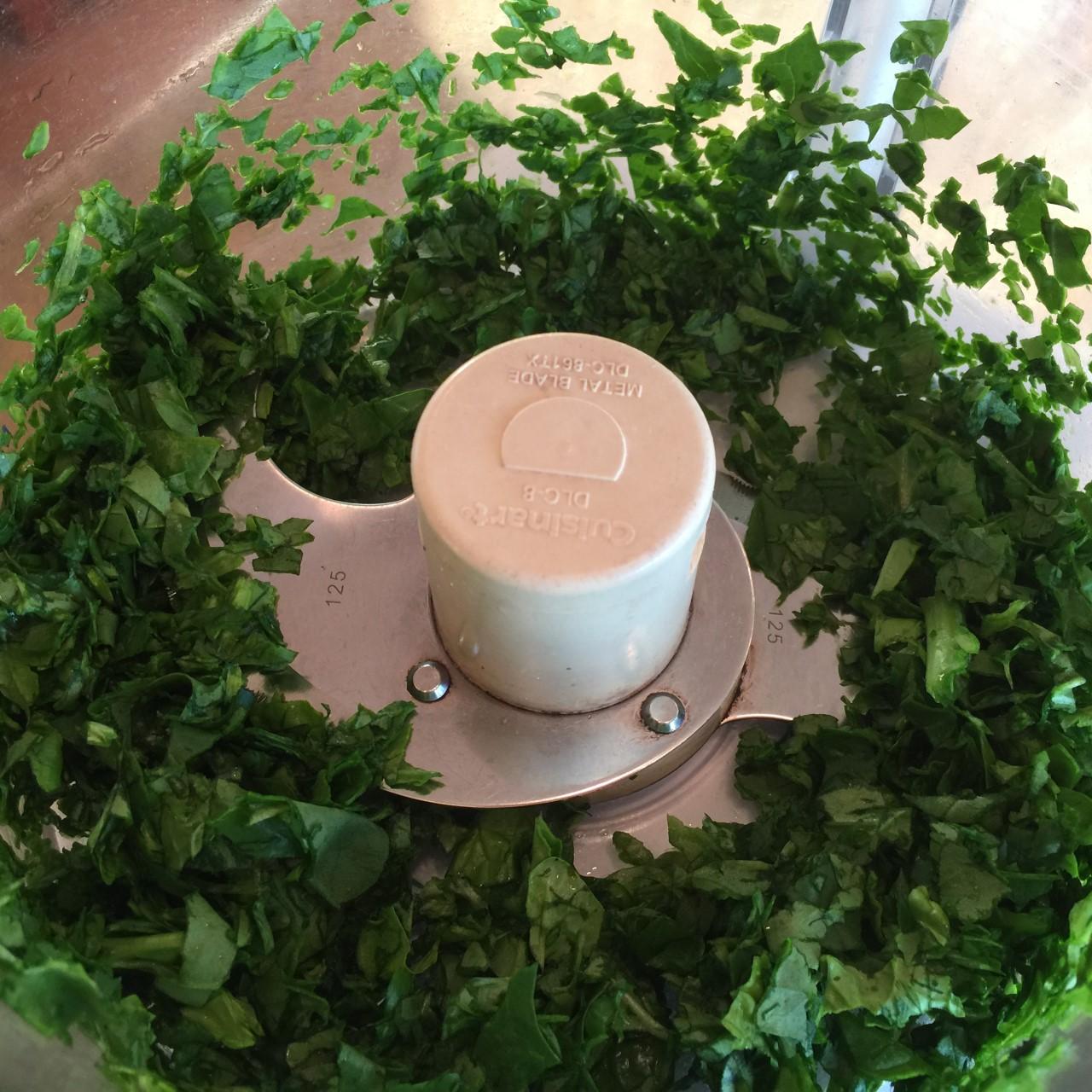 fettuccine, spinach11