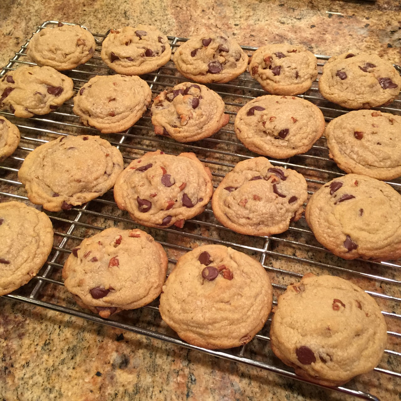 chocolate chip cookies8