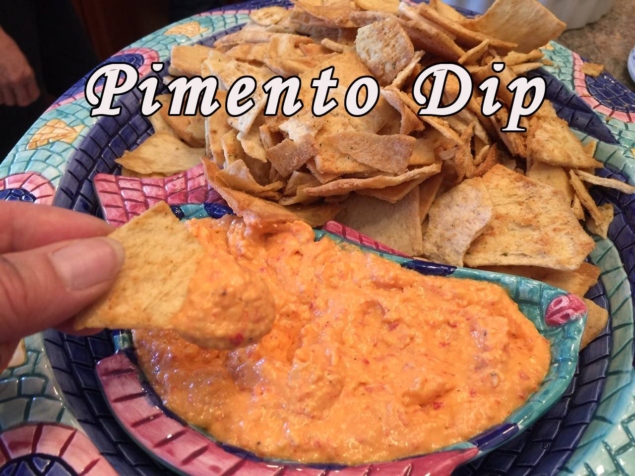 pimental dip text