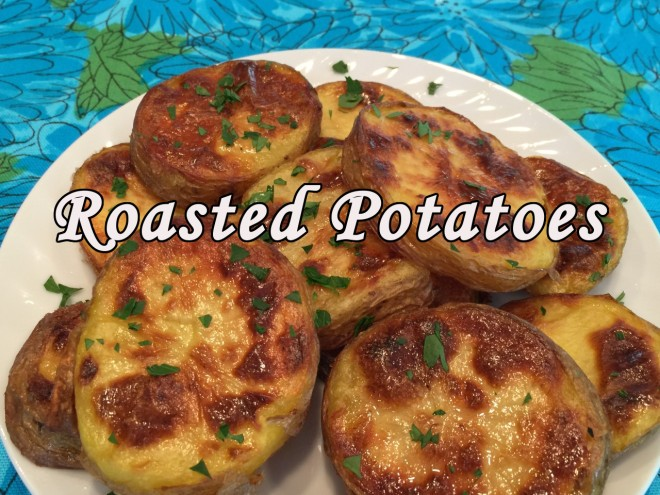 roasted potatoes text