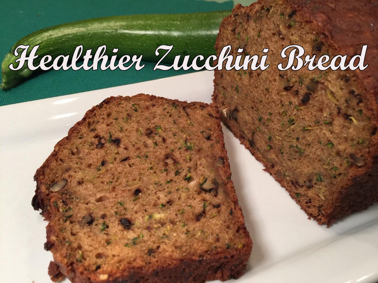 zucchini bread text
