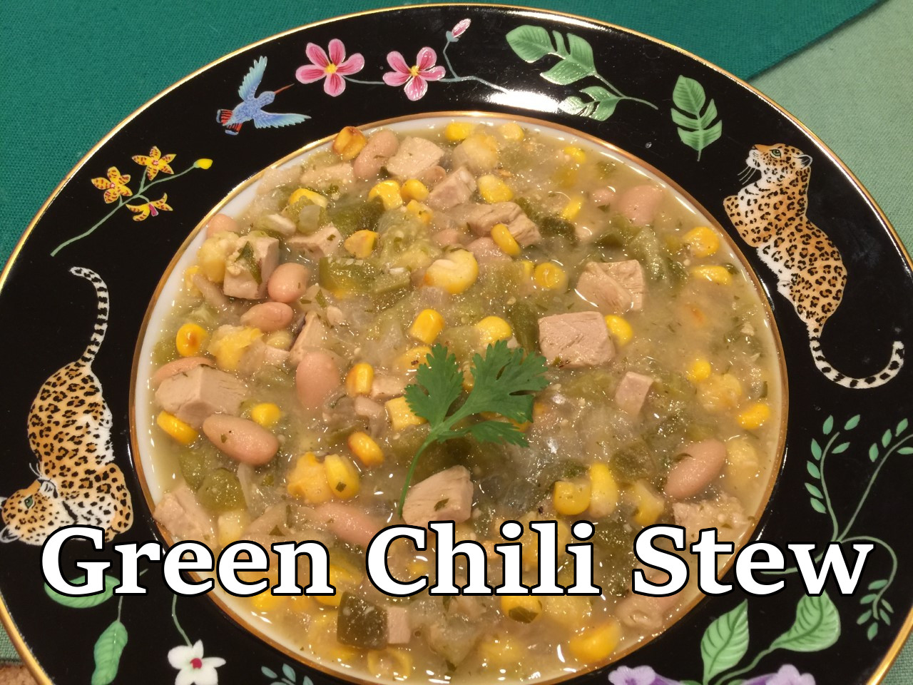 green chili stew text
