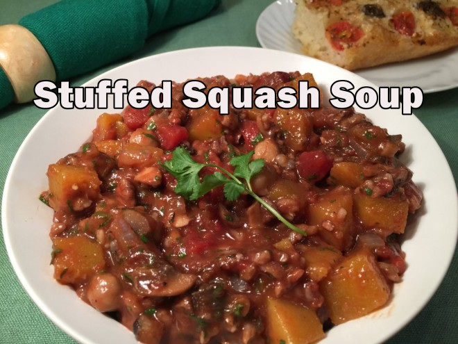 stuffed squash soup text