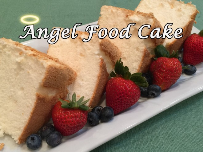 angel food cake2 text halo